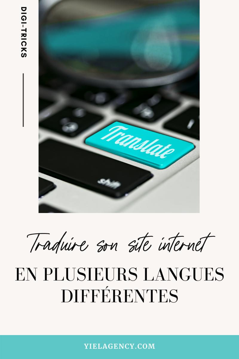 site multilingue referencement naturel